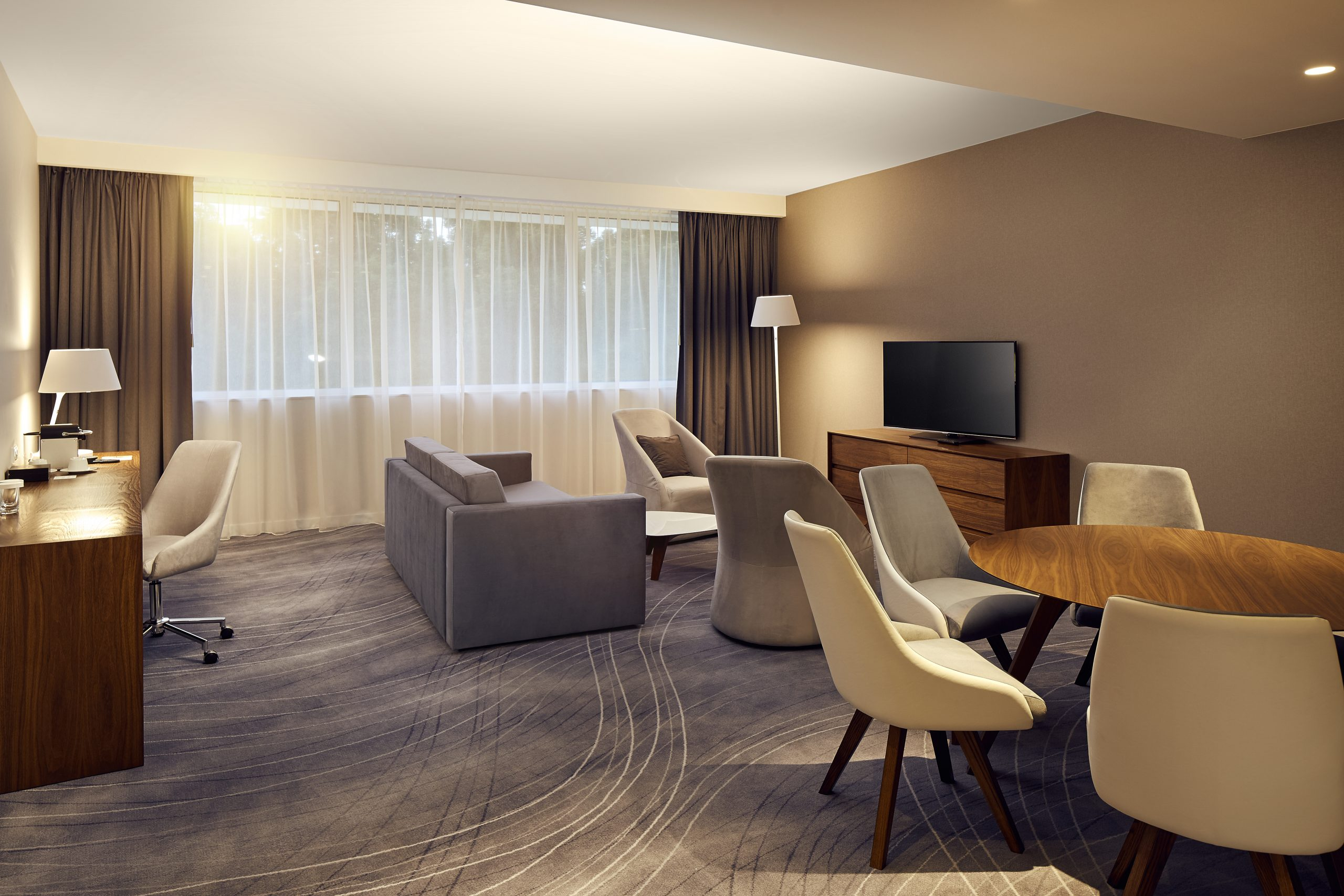 Double Tree Wroclaw - Rooms - OVO Suite Angle1 - 203